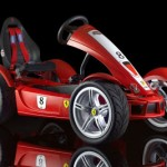 Ferrari FXX Racer Pedal Car: Ultimate Kids Play