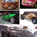 30 Brilliant Vinyl Car Wrap Designs