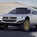 Volkswagen hits Qatar with a pair of special Touaregs