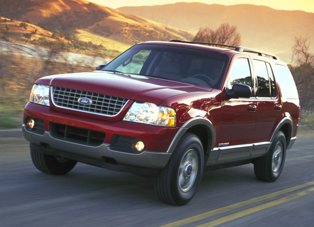 2002 ford explorer maroon  NHTSA closes rollaway investigation into 1.56M Ford SUVs
