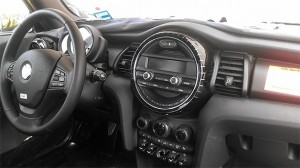 2015miniinterior 300x168  Next gen Mini interior ditching familiar center speedo