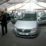 Dacia Logan best selling car in Romania