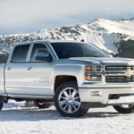 Chevy sees greener pastures with 2014 Silverado High Country