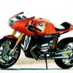BMW Concept 90 Motorcycle debuts at Villa d'Este