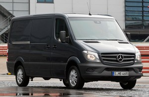 mercedes sprinter 2014 300x195  Daimler, Renault talking about large van joint venture