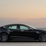 Tesla Model S costs one nickel per drag race