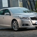 Holden launches tuned, pre-facelifted Malibu in Australia