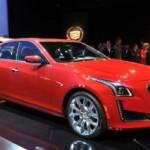 2014 Cadillac CTS starts $7k higher than last model at $46,025*