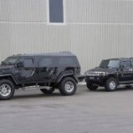 KNIGHT XV vs HUMMER