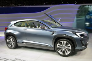 Subaru Viziv 2 presages Tribeca replacement with diesel hybrid tech