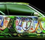 Top 20 most bizarre graffiti cars