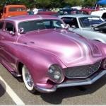 The Pretty Blonde Cars