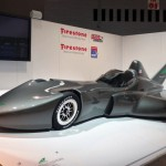 Chicago 2010: DeltaWing Indycar concept